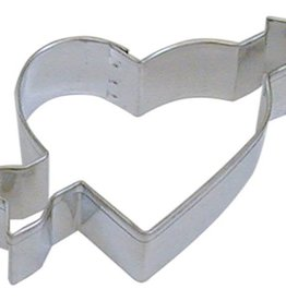 Heart with Arrow Cookie Cutter