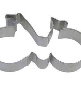 R and M Bicycle Cookie Cutter