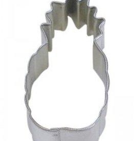 R and M Pineapple Cookie Cutter 3""