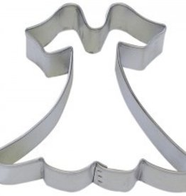 R and M Dress Cookie Cutter