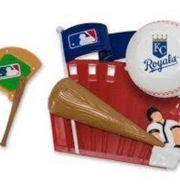 Deco Pack Kansas City Royals Cake Topper