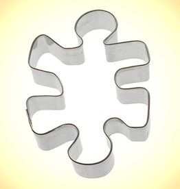 Foose Puzzle Piece Cookie Cutter, 4""