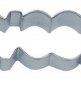 R and M Woof Cookie Cutter