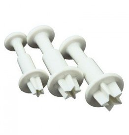 Star Plunger Cutter Set (mini)