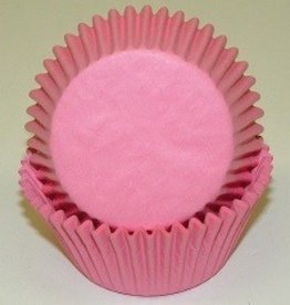 Viking Pink (Light) Baking Cups Mini