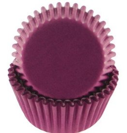 Viking Purple Baking Cups Mini (40-50ct)