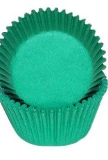 Viking Green Baking Cups Mini (40-50ct)