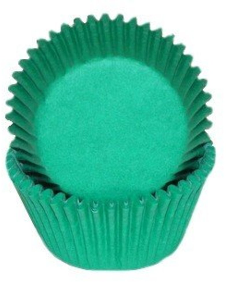 Viking Green Baking Cups Mini (40-50ct)