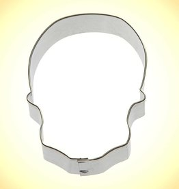 "Foose Skull Cookie Cutter (3.25"")"