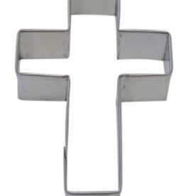 "R and M Cross Cookie Cutter (4"")"