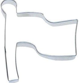 "Foose Flag Cookie Cutter #2 (4"")"
