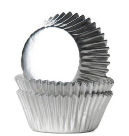 CK Silver Foil Mini Baking Cups (40-50ct)