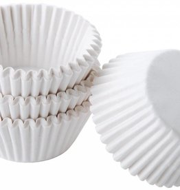 Viking White Baking Cups Mini (40-50ct)