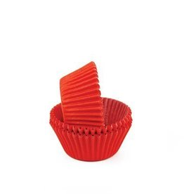 Viking Red Baking Cups Mini (40-50ct)