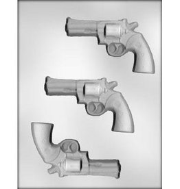 "4-3/8"" Gun Chocolate Mold"