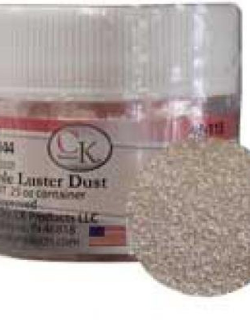 Edible Luster Dust (Shiny Silver)