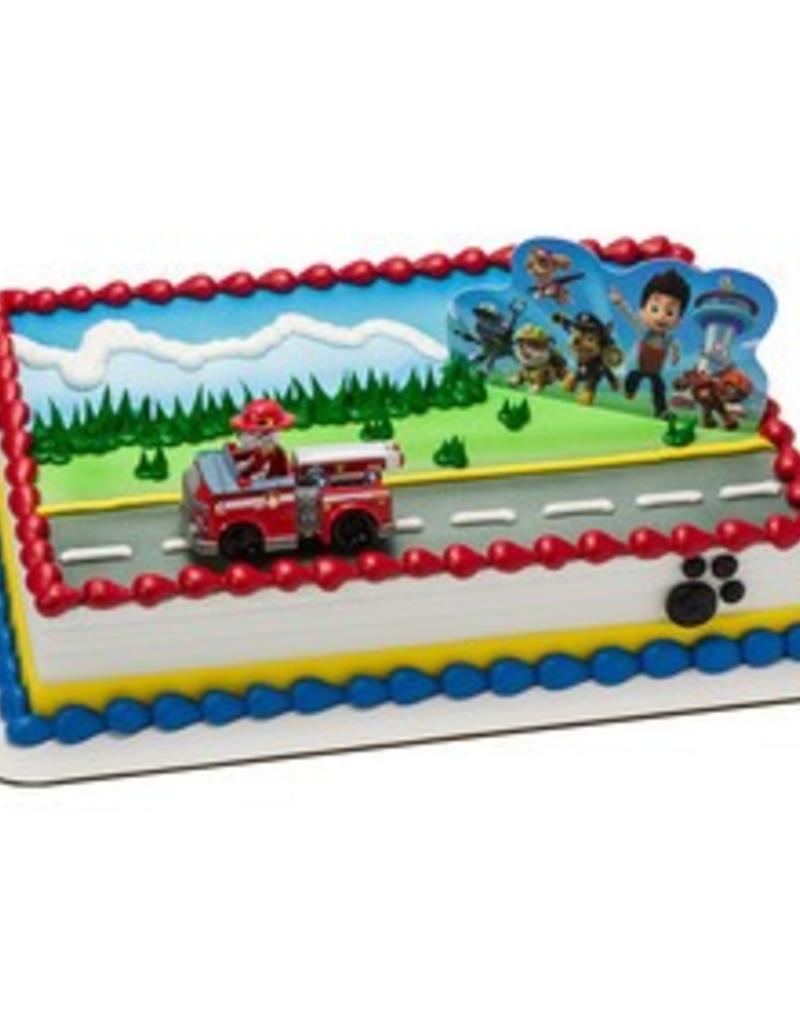 Decopac Paw Patrol Cake Topper Set