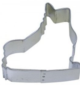 "R and M Ice Skate Cookie Cutter (3"")"