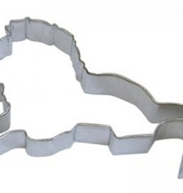 "R and M Lion Cookie Cutter (4.5"")"