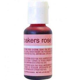 Baker's Rose Chefmaster Liqua-gel 3/4 ounce