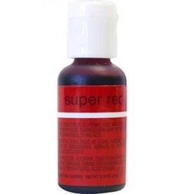 Super Red Chefmaster Liqua-gel 3/4 ounce