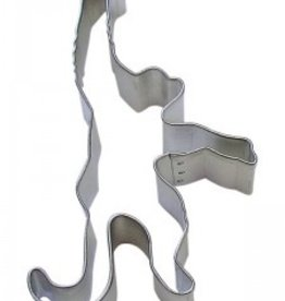 "R and M Monkey Cookie Cutter (5.25"")"