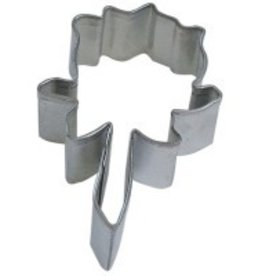"R and M Rose Cookie Cutter (3"")"