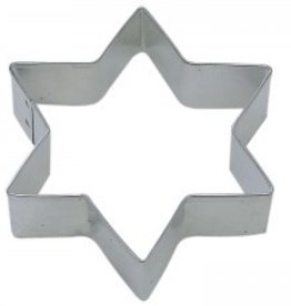 """R and M Star Cookie Cutter - 6 Point (3.5"""")"""