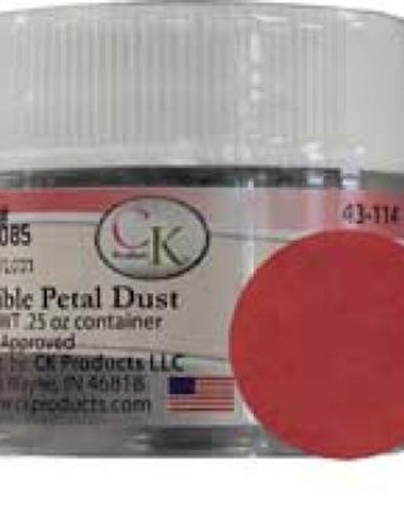 Edible Petal Dust (Poinsettia)