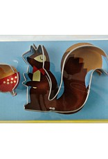 Meri Meri Squirrel/Acorn Cookie Cutter Combo