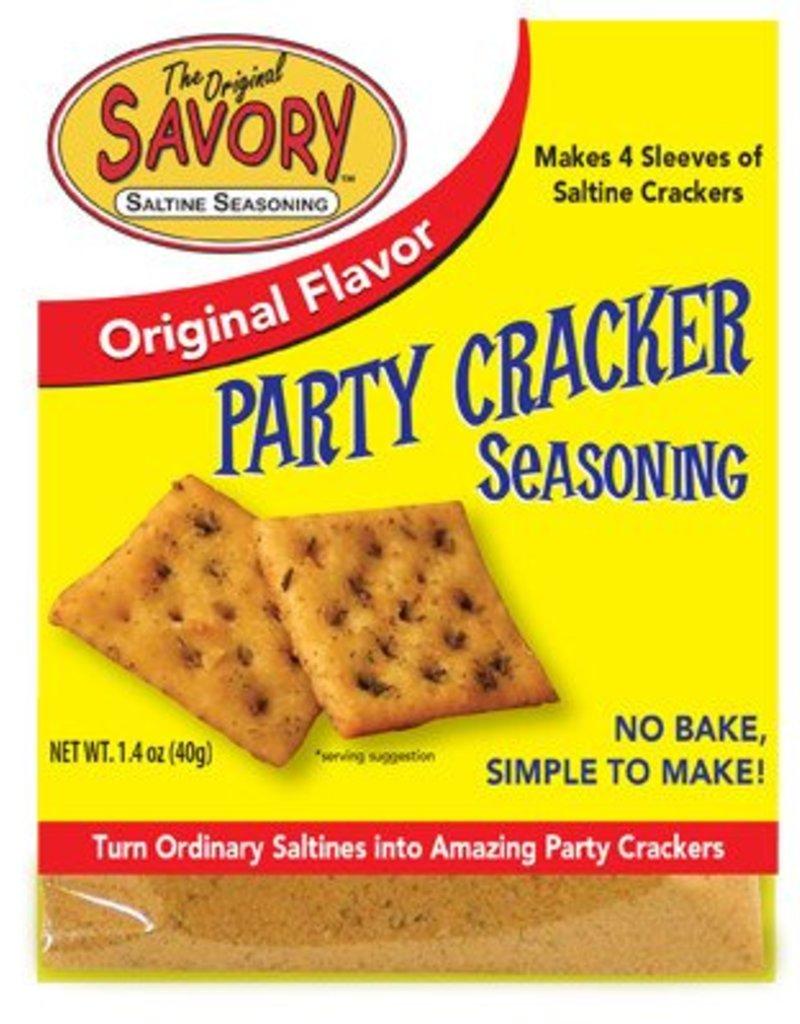 Savory Savory Saltine Seasoning (Original)