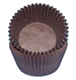 CK GLASSINE BAKING CUP-BROWN /500