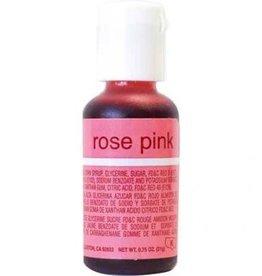 Rose Pink Chefmaster Liqua-gel 3/4 ounce