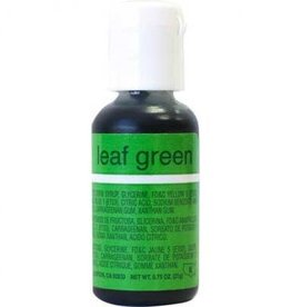 Leaf Green Chefmaster Liqua-gel 3/4 ounce