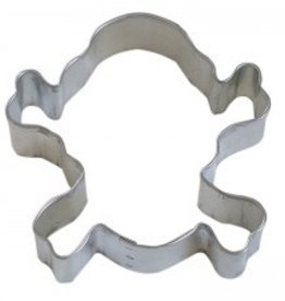 "R and M Skull & Crossbones Cookie Cutter (3.5"")"
