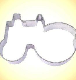 "Foose Tractor Cookie Cutter  (4.5"")"