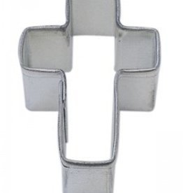 R and M Mini Cross Cookie Cutter