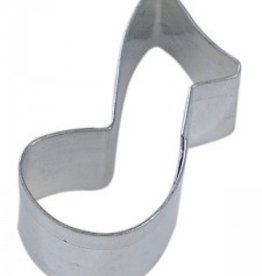 R and M Mini Music Note Cookie Cutter