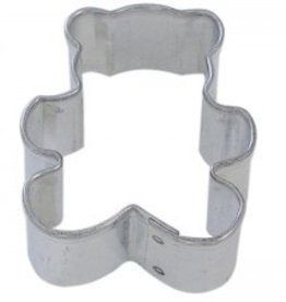 R and M Mini Teddy Bear Cookie Cutter