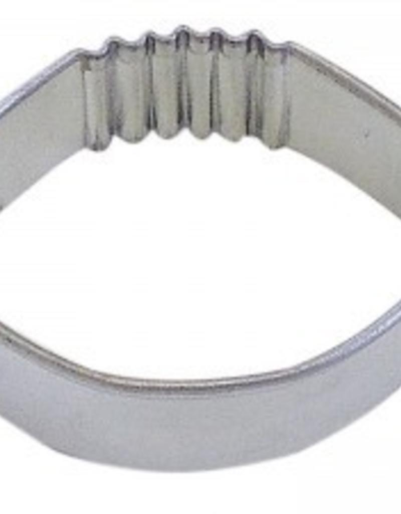 R and M Mini Football Cookie Cutter