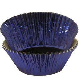 CK Blue Foil Baking Cups (approx 30ct) MAX TEMP 325F