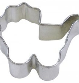 R and M Mini Baby Carriage Cookie Cutter