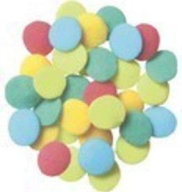 Deco Pack Celebration Quins (Lime, Yellow, Aqua, Coral)