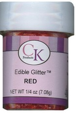 Edible Glitter (Red)