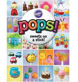 Wilton Pops Sweets on a Stick (Wilton Cake Pop Book)