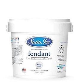 Satin Ice Satin Ice Rolled Fondant (White) 2 lb