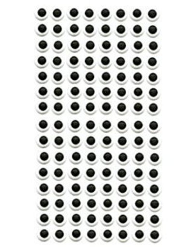 CK Royal Icing Eyes 1/4 inch (white)