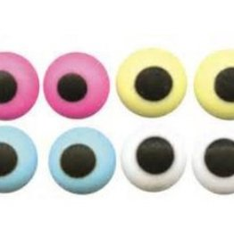 CK Royal Icing Eyes 1/2 inch (Yellow)