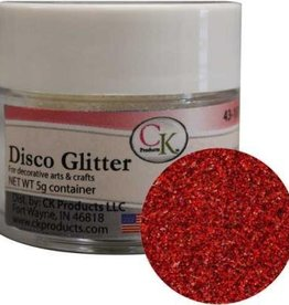 DISCO GLITTER - HOLLYWOOD RED