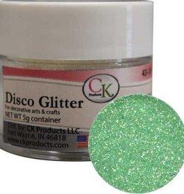 DISCO GLITTER - GREEN RAINBOW